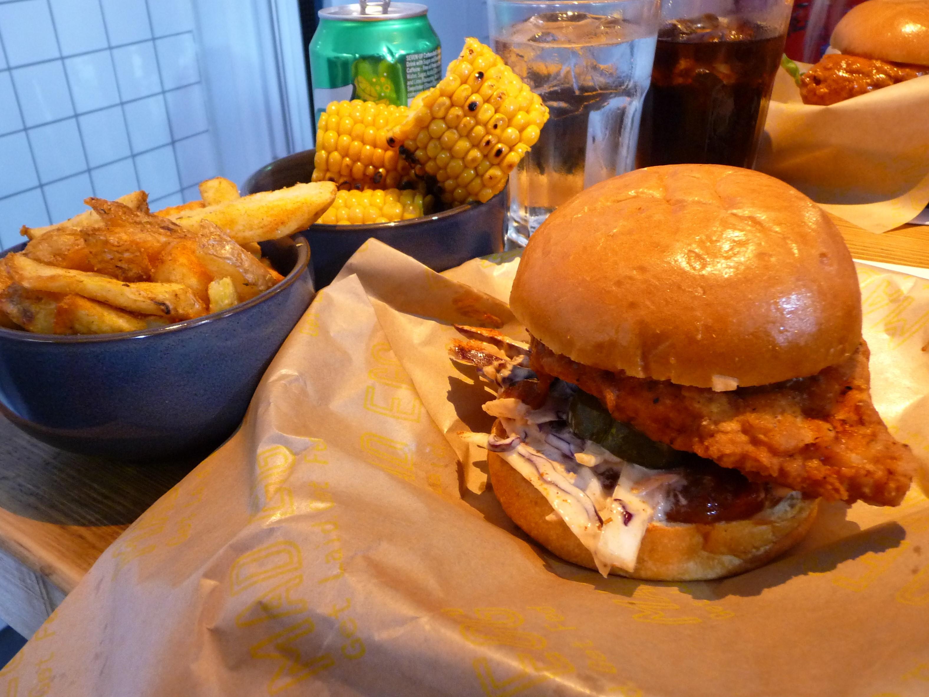 Yeah burger navan menu